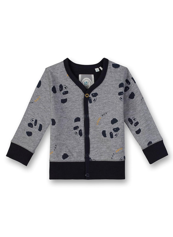 Sanetta Baby-Jungen Sweatjacke Vest Lined 114400.0