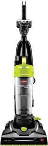BISSELL Aeroswift Compact Vacuum Cleaner, 26124, Green