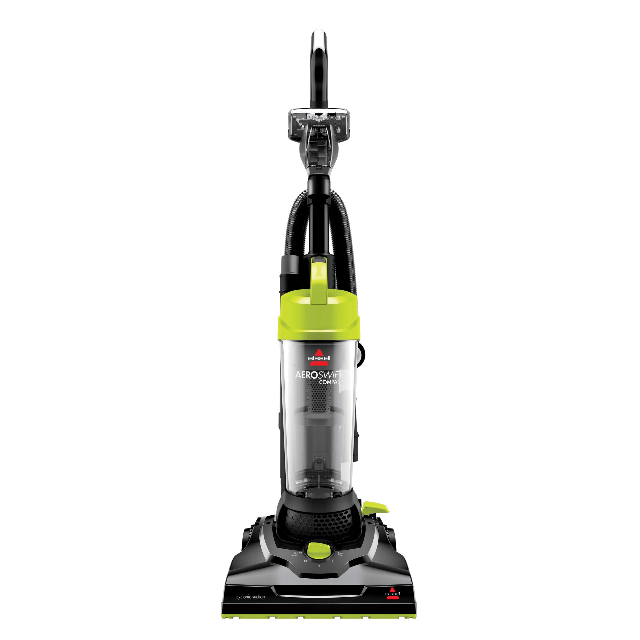 BISSELL Aeroswift Compact Vacuum Cleaner, 26124, Green by Bissell
