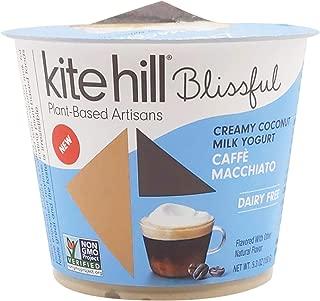 product image for Kite Hill, Yogurt Blissful Coconut Cafe Macchiato, 5.3 Ounce