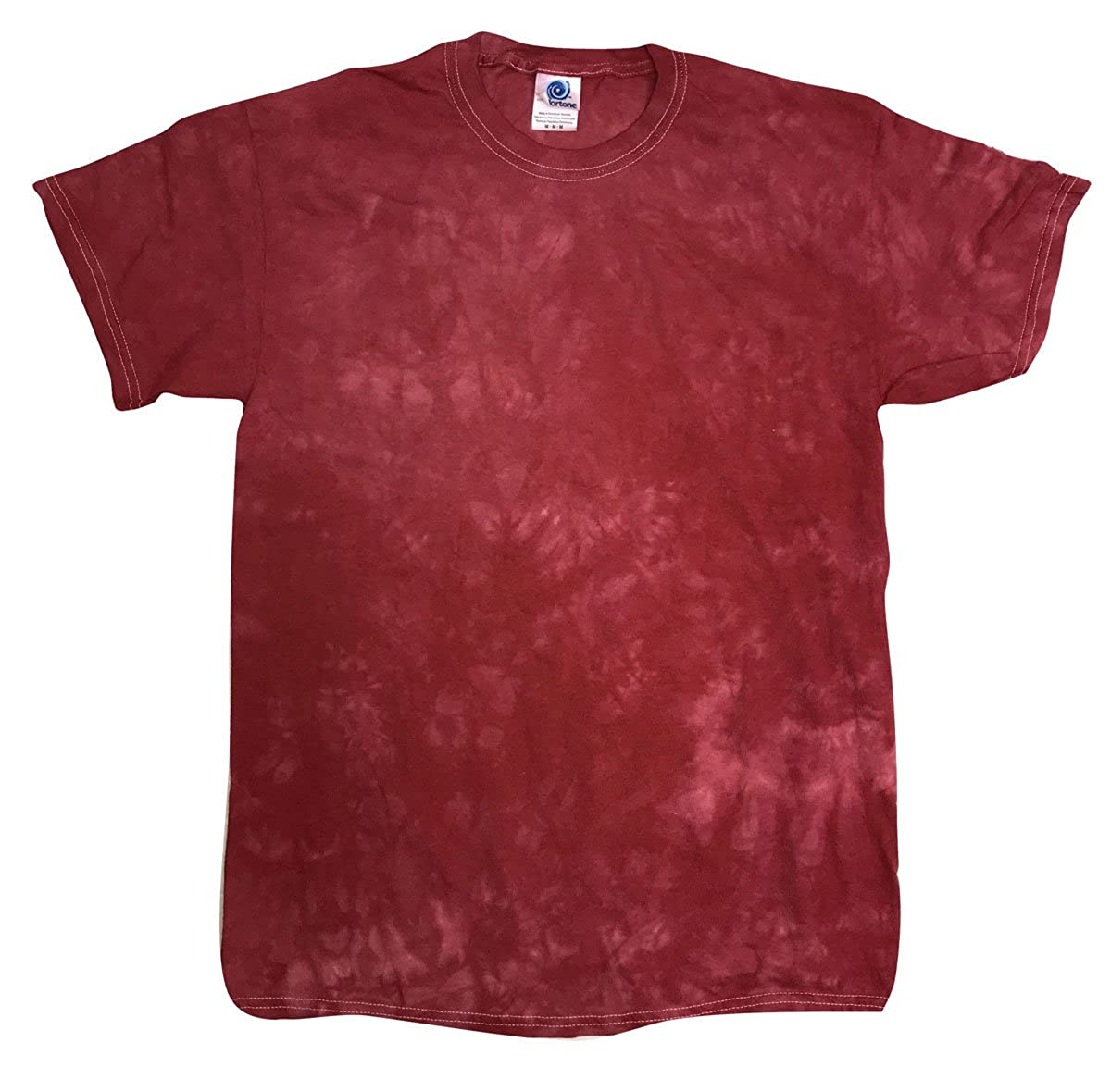 Adult Small to XXX-Large 100/% Pre-Shrunk Heavyweight Cotton Crystal Wash T-Shirts 5.3 oz