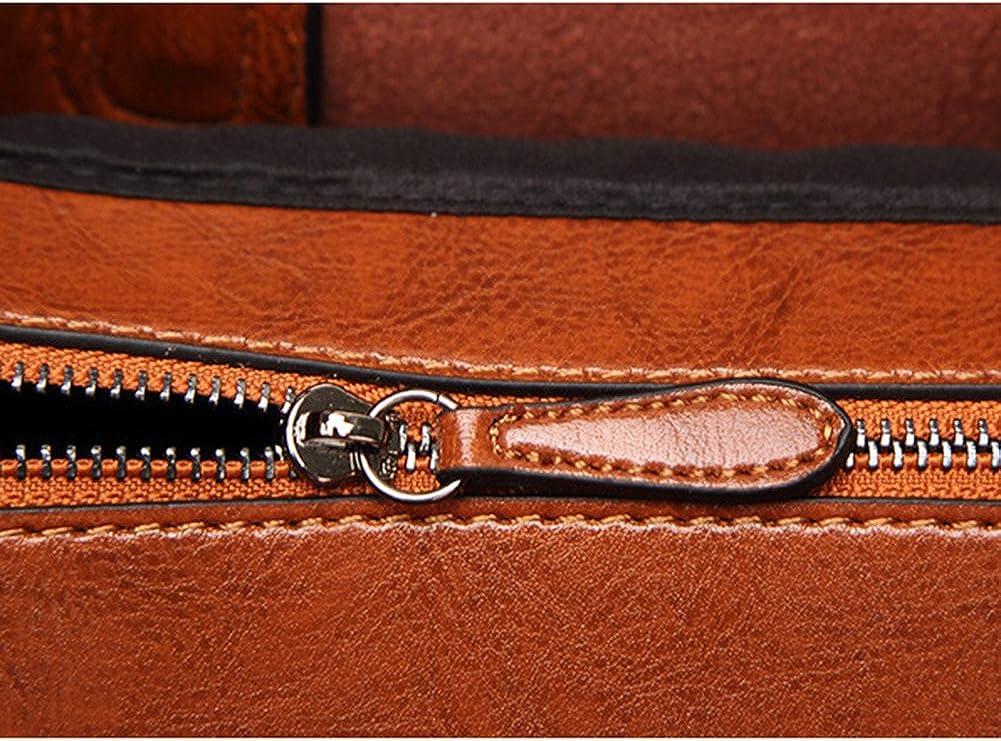 YEMEKE Womens PU Leather Handbags Purses Fashion Top Handle Satchel Tote Shoulder Bags