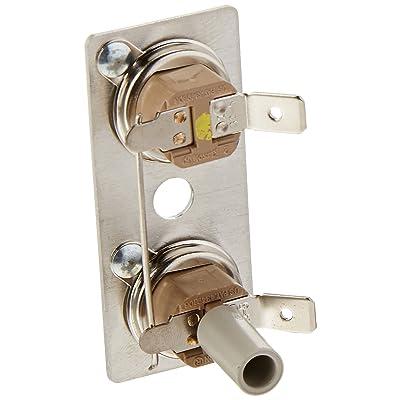 Suburban (232319 12V Thermostat Switch Assembly: Automotive