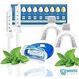 Kit blanchiment dentaire White First ® - Kit blanchissement dentaire avec 20ml de gel blanchiment. Les produits dentaire dans nos kits blanchiment des dents sont idéal pour les dents sensibles