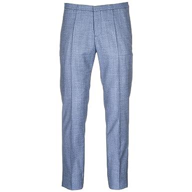 1f802cee7c4c Emporio Armani Pantalon Homme Grigio 48 EU  Amazon.fr  Vêtements et  accessoires