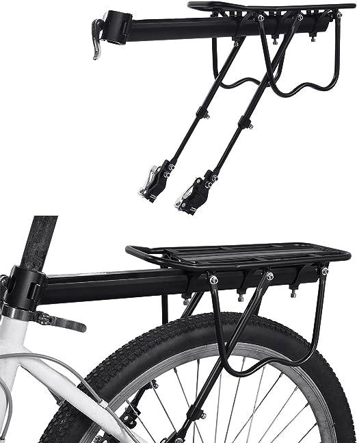 Fahrrad Gepäckträger Träger Gummiband Fahrrad Gepäckträger mit Haken gebunde hj