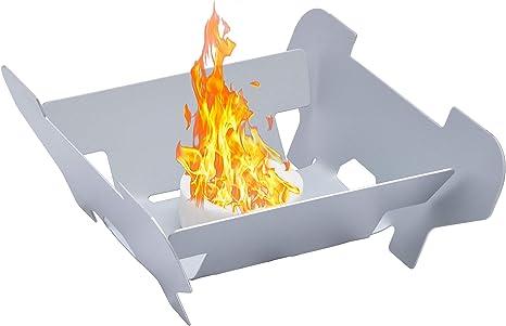 Kit militar para cocinar y calentar comidas: Amazon.es: Deportes y ...