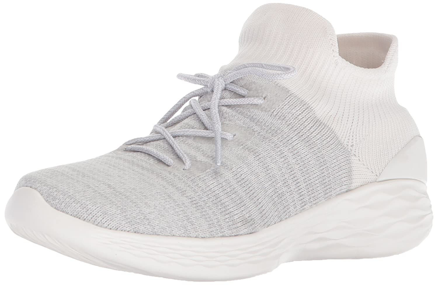 Skechers Women's You-14966 Sneaker B072R1GTMC 6 B(M) US|White