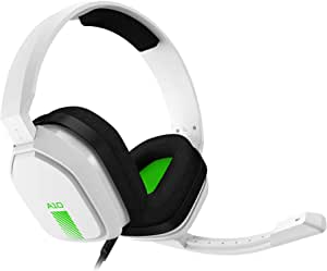 Headset Astro Gaming A10 Para Xbox, Playstation, Pc, Mac - Branco/Verde