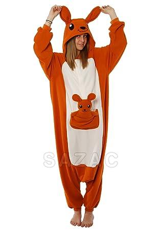 d45cf6d6168f Kangaroo Kigurumi Onesie Costume - UK Seller  Amazon.co.uk  Toys   Games