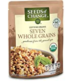 Seeds of Change Microwavable Rice, Tigris A Mixture of Seven Whole Grains, 8.5-Ounce (Pack of 6)