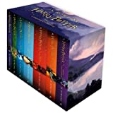 (进口原版)  Harry Potter Box Set: The Complete Collection Children's Paperback