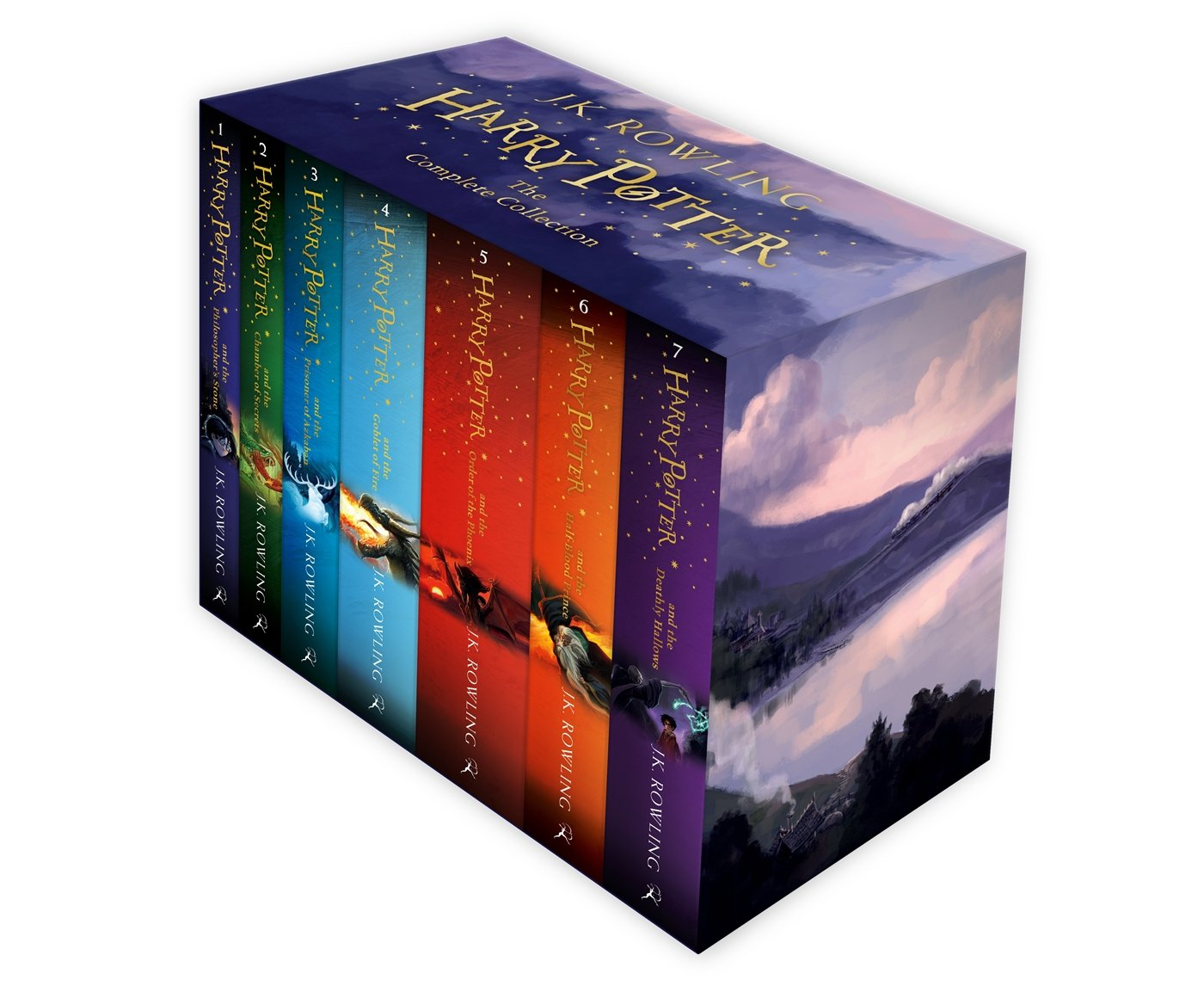 Harry Potter Box Set: Collezione completa
