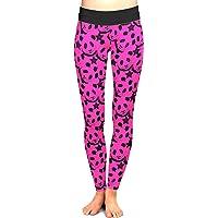 Leggins mallas niña pink panda super comoda y resistente