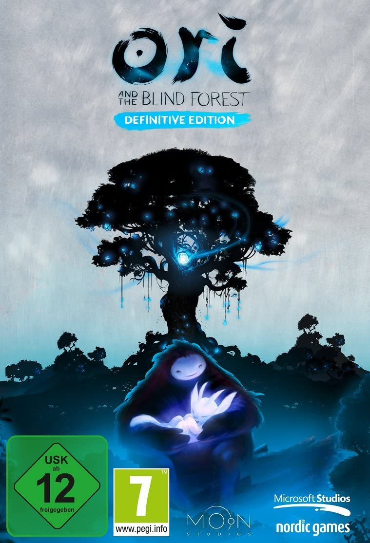 Ori And The Blind Forest - Definitive Limited Steelbook Edition ...