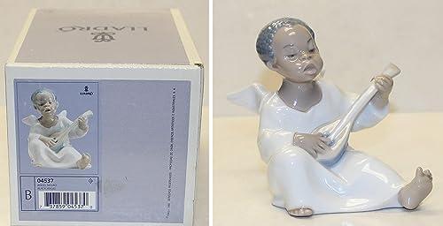 Lladr Angel, Black Figurine