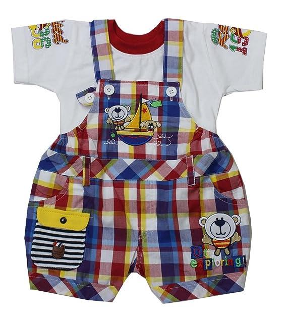 Amazon.com: Romano Baby Boy traje de tacto suave 100 ...