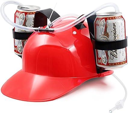 Guzzler Drinking Helmet