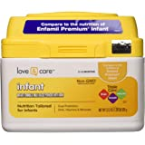 Love & Care Infant Formula Milk-Based Powder with Iron, 22.2 Ounce