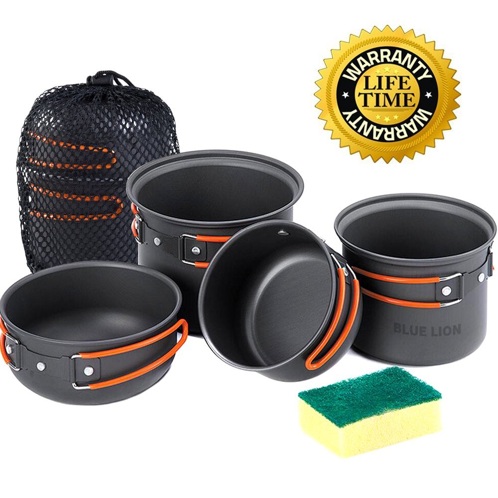 Bluelion Camping Cookware