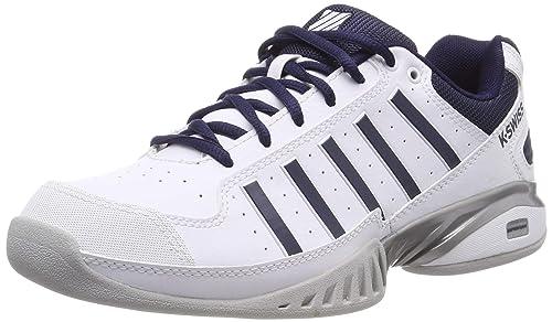 K-Swiss Tennisschuh Receiver IV Carpet, Zapatillas de Tenis para Hombre: Amazon.es: Zapatos y complementos