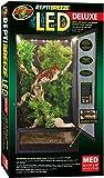Zoo Med Reptibreeze LED Deluxe Habitat avec Eclairage pour Reptile/Amphibien 41 x 41 x 76 cm