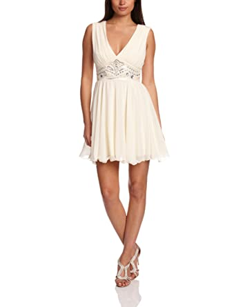 Lipsy London Bus Embellished Sleeveless Women's Dress Size 12 High Quality Cheap Online Many Kinds Of For Sale Sale Top Quality Pre Order Buy Cheap Professional XTy5t
