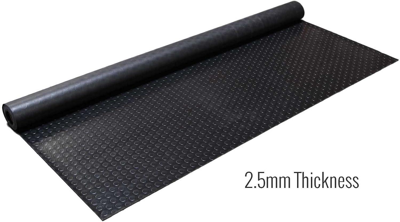 IncStores Nitro Commercial Grade Garage Flooring Rolls Coin /& Diamond Roll Out Utiliy Floor Mats