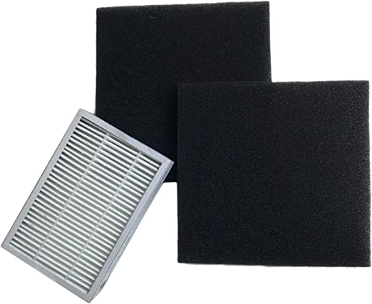 Think Crucial Replacement For Kenmore Ef2 Hepa Style Filter And 2 Cf1 Filters Compatible With Part 86880 40320 Mc V194h And 86883 Appliances