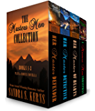 The Masters Men Collection,Books 1-3 plus Novella