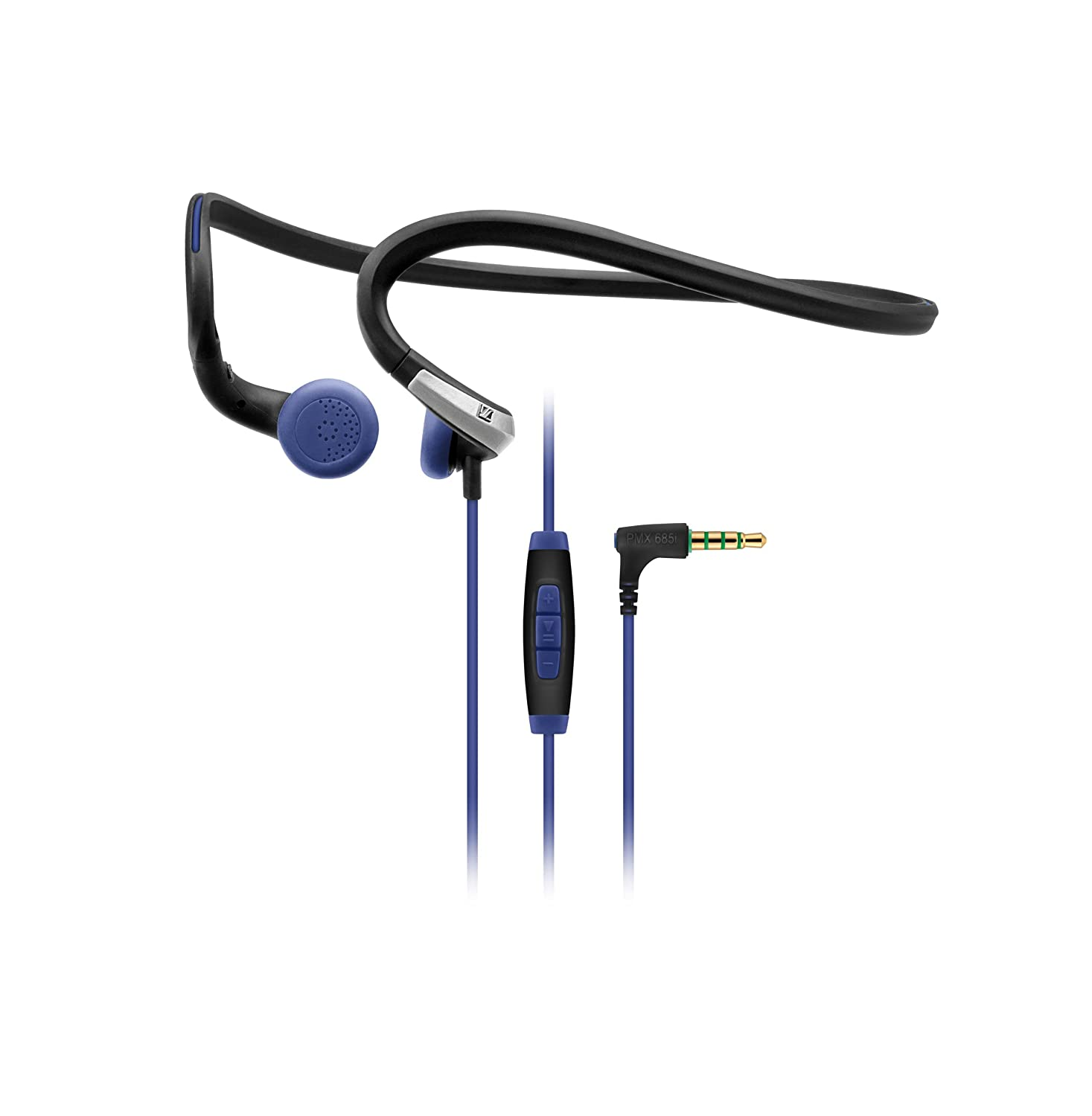 331bfe25dc1 Sennheiser PMX 685i Sports In-Ear Neckband Headphones: Amazon.co.uk: Hi-Fi  & Speakers