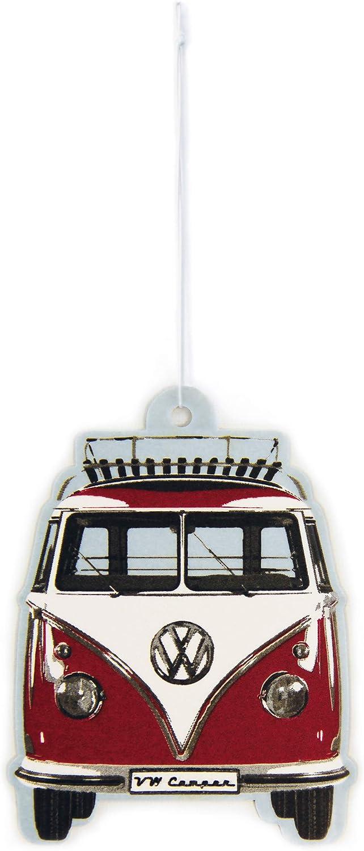 BRISA VW Collection Vanille//Orange Diffuseur de parfum/é Arbre pour la Voiture//V/éhicule Distributeur de Odeur - Ensemble de 2 pi/èces Volkswagen Combi Bus T2 Camper Van D/ésodorisant