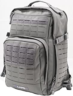 Amazon com : LA Police Gear Atlas 72H MOLLE Tactical