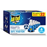 All Out Ultra Clear Refill Saver (270ml, Pack of 6)