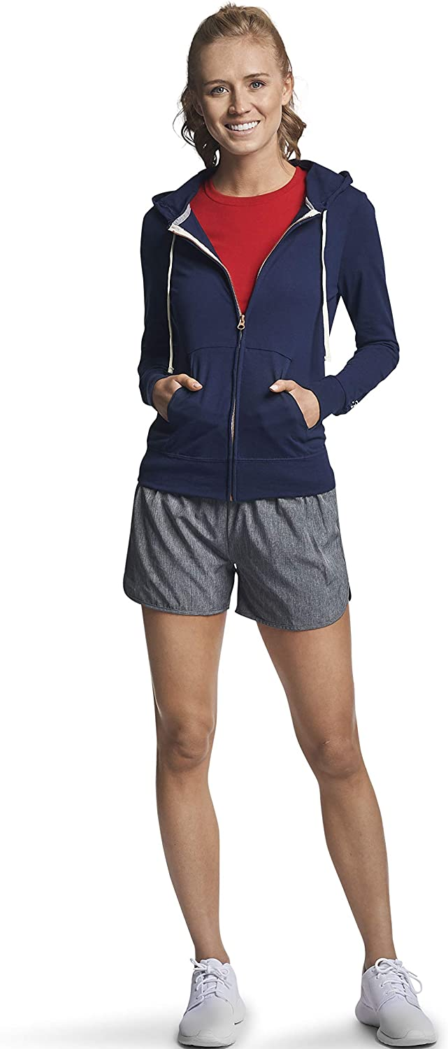 Russell Athletic Womens Essential Full Zip Jacket