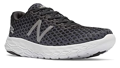 08e50b4083b89 Image Unavailable. Image not available for. Color  New Balance Fresh Foam  Beacon Shoe - Women s Running Black Magnet