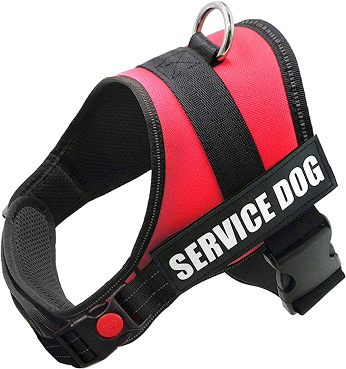 FAYOGOO Dog Vest Harness for Service Dogs