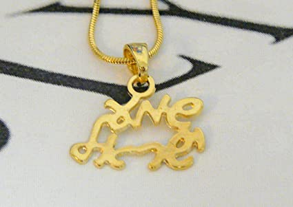 Amazoncom Kabbalah Jewelry For Love Hope And Prayer Gold Plated