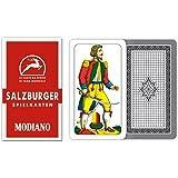 Modiano Salisburghesi 31 - Carte da gioco regionali