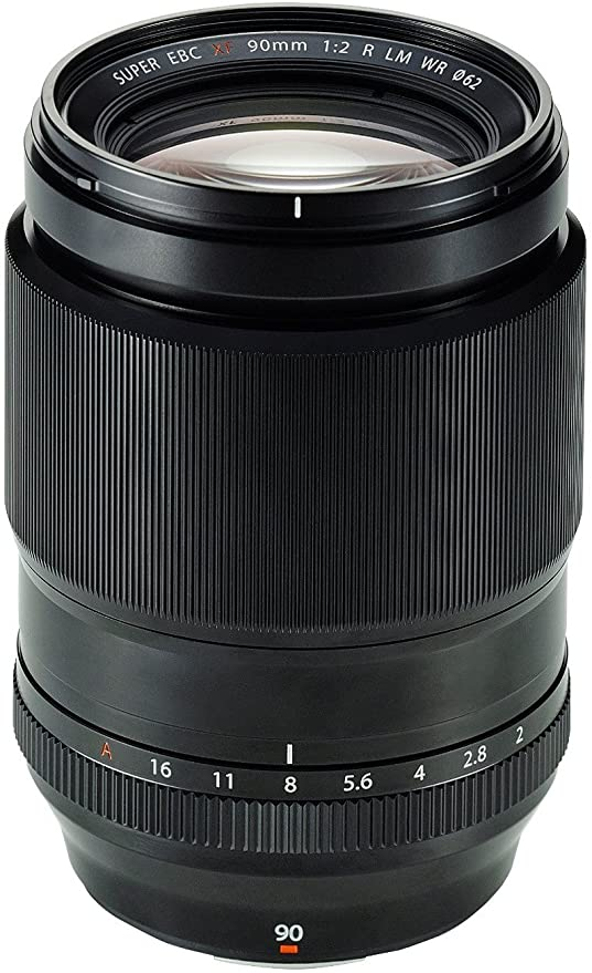 Fujifilm Fujinon Lens XF 90 mm F2 R LM WR: Amazon.es: Electrónica