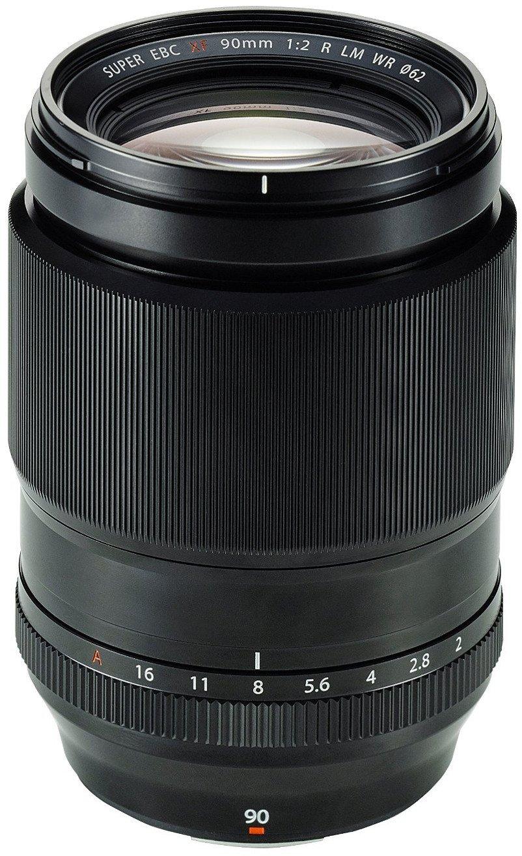 Fujifilm FUJINON Lens XFmmF R LM WR Objetivo para cámara color negro