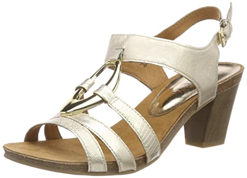 aa51c5a1db0af CAPRICE Women's Chenoa Ankle Strap Sandals