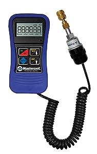 MASTERCOOL (98061 Blue Digital Vacuum Gauge with Blow Molded Case