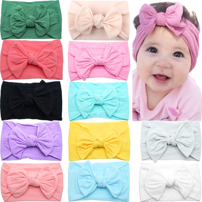 Baby headbands baby bows