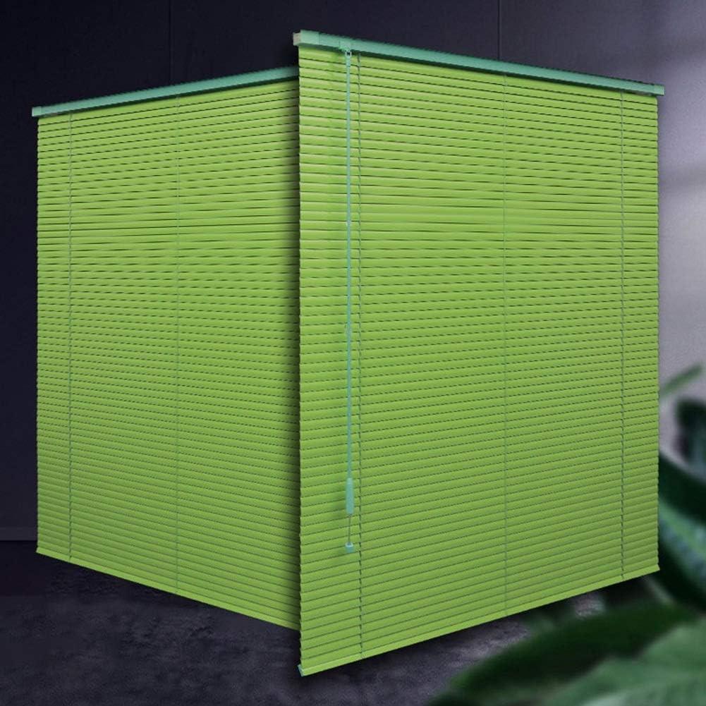 CHAXIA Persiana Veneciana Aleación De Aluminio Cortina Luz De La Cubierta Impermeable Más Crudo Dibujar Cuerda Durable Fácil De Limpiar, (Color : B, Size : 60x200cm): Amazon.es: Hogar