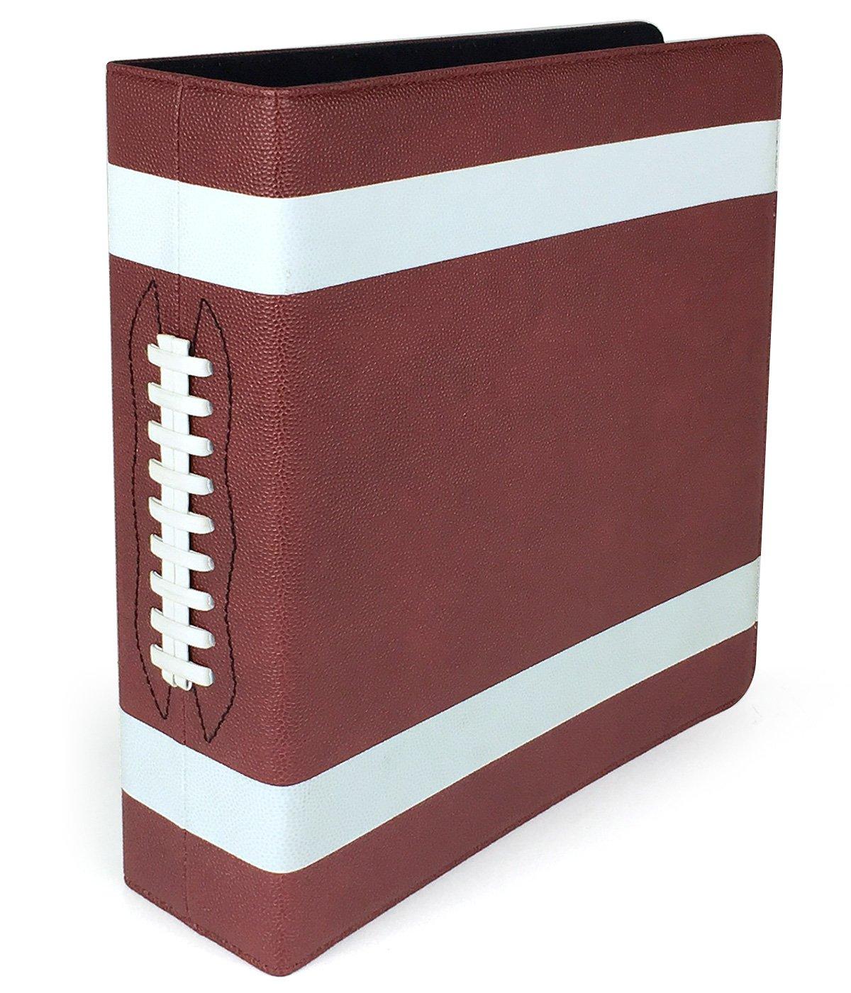 BCW 3'' Premium Album Football Collectors Edition