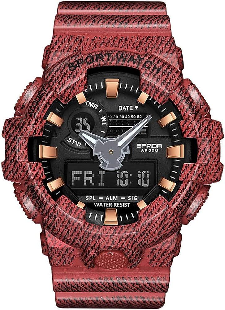 Reloj electronico Relojes Inteligentes, DUJIE Reloj Sanda Reloj de ...