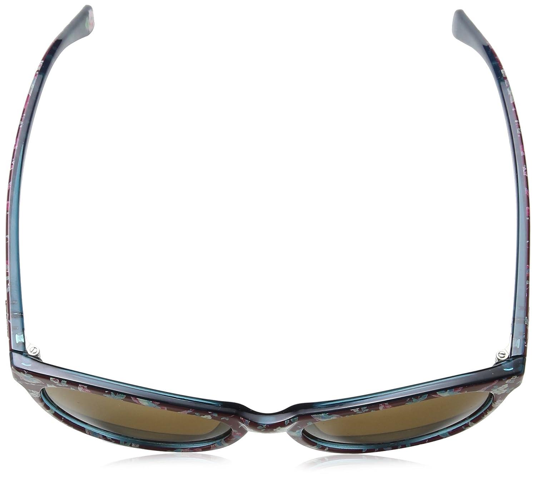 Cath Kidston Sunglasses Ck500629053, Montures de Lunettes Femme, Rouge (Burgundy), 53