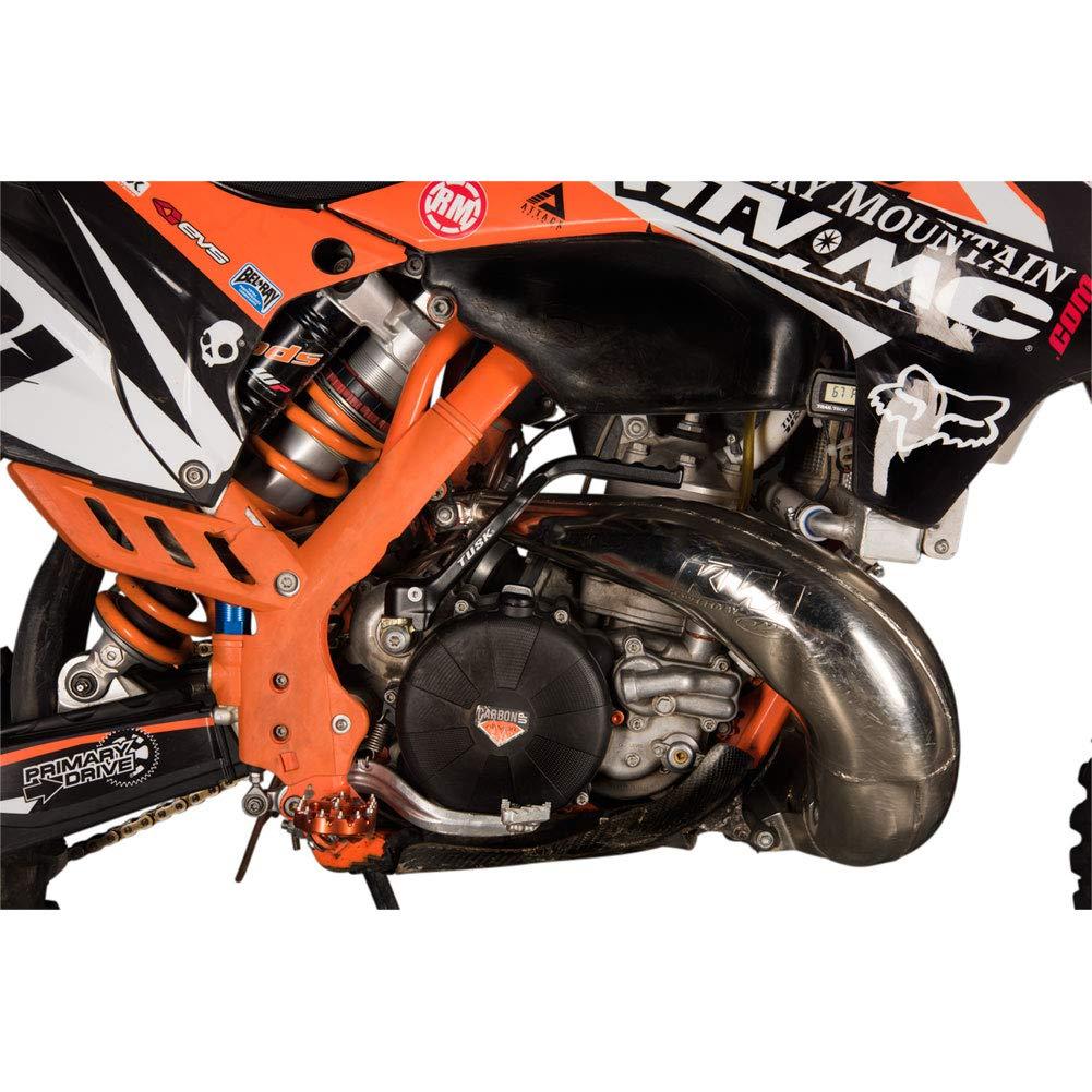 Fits Tusk Kick Starter Anodized Black KTM 250 XCF-W 2009 2016