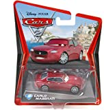 Disney Pixar Cars 2 Carlo Maserati # 25